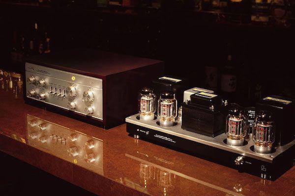Luxman MQ-88SE et CL-38SE