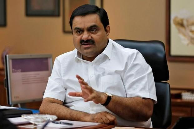 Gautam Adani, chairman of the Adani Group.The acquisition of RInfra's Mumbai power assets will see Adani Group taking over the distribution of over 1,800 MW of power to roughly 30 lakh customers in Mumbai and 500MW of thermal power generation capacity. Photo: Reuters