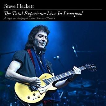 Steve Hackett: The Total Experience Live In Liverpool Blu-Ray