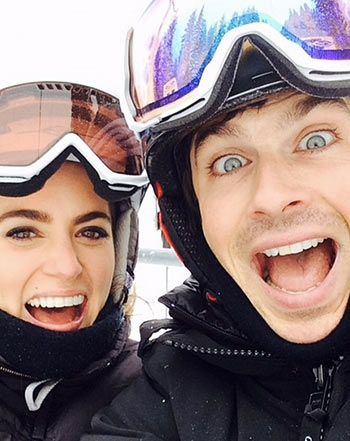 Nikki Reed Goes Skiing With Ian Somerhalder Over Holidays: Photos - Us Weekly