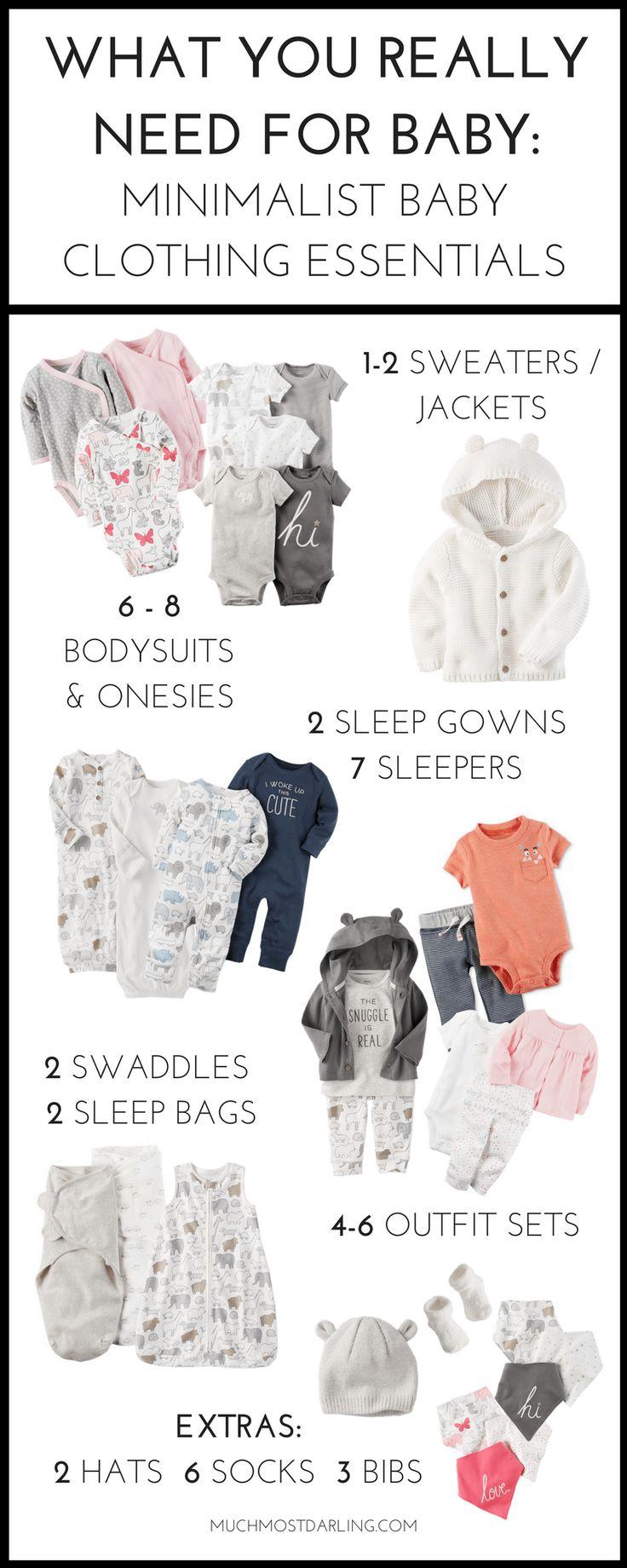 Wie viele Babykleidung brauche ich? Meine unbedeutenden Babykleidungswesensmerkmale – MMD Best Of: Style