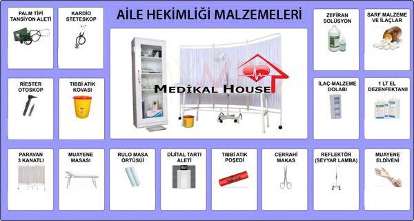 Aile hekimliği malzemeleri http://www.ailehekimligimalzemeleri.com/