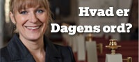 An app, a mobile web site and a website with daily inspiration for Christian people.   http://www.dr.dk/Tro/dagensord/index.htm