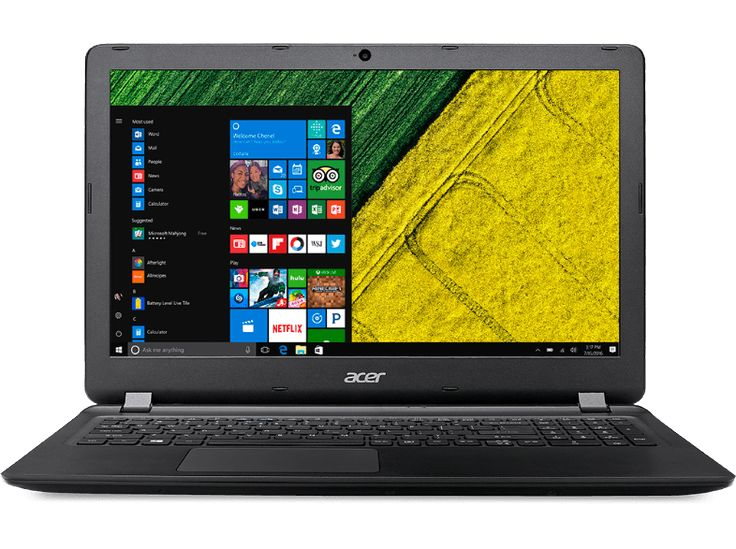 on aime ACER PC portable Aspire ES1-523-42KP AMD A4-7210 (NX.GKYEH.028) chez Media Markt
