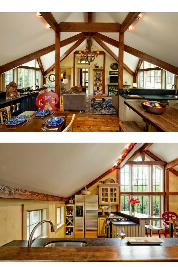 Best Images About Small Barn House Designs On Pinterest Barn - Post beam home designs