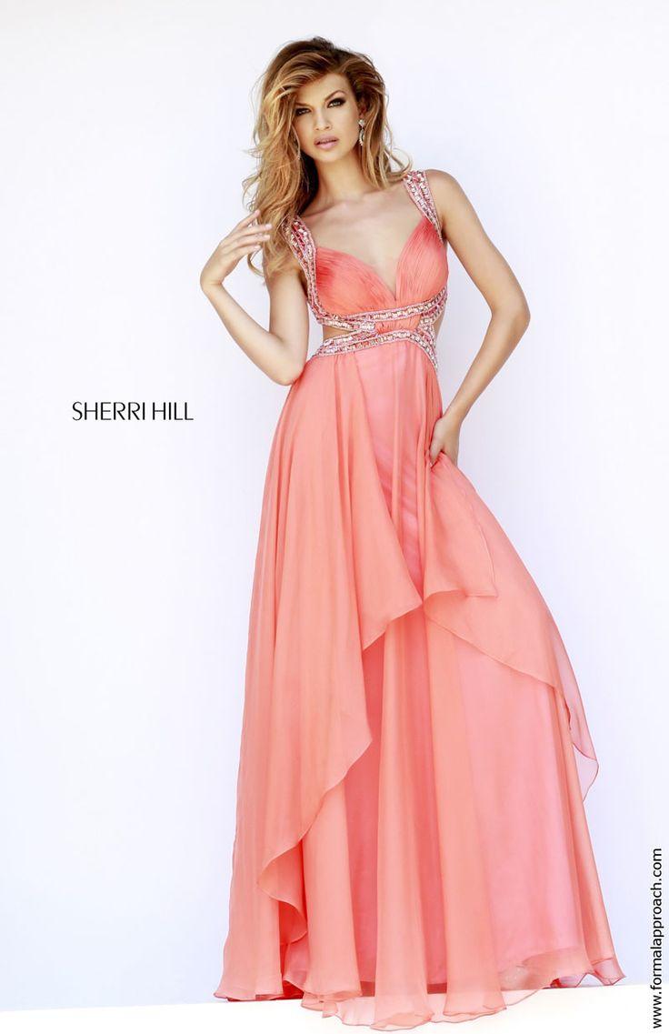 303 besten Sherri Hill Bilder auf Pinterest | Abendkleid ...