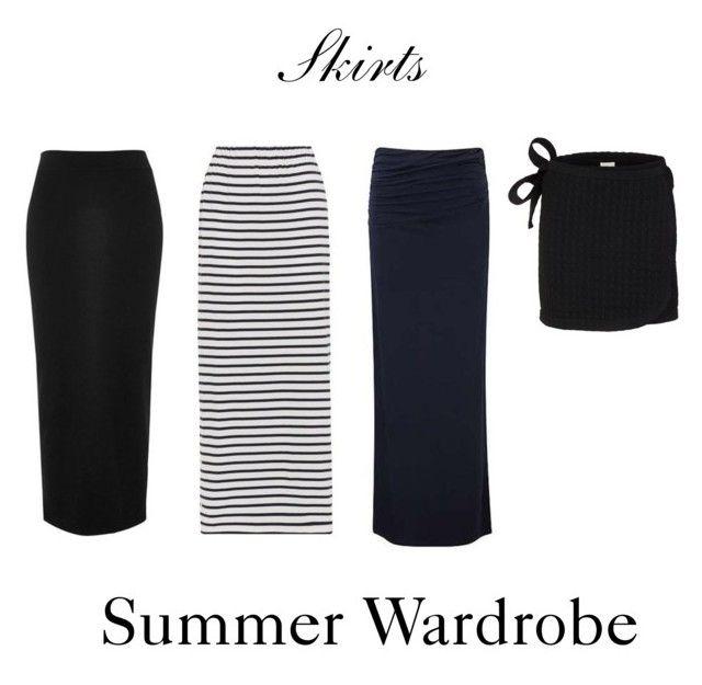 """Skirts ~ Summer Wardrobe"" by chicgoddess88 on Polyvore"