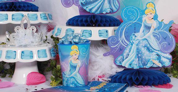 Cinderella Party Supplies