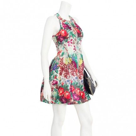 Valiant Zip It Dress - perfect night out dress for those balmy Bali nights out #zimmermangoesto
