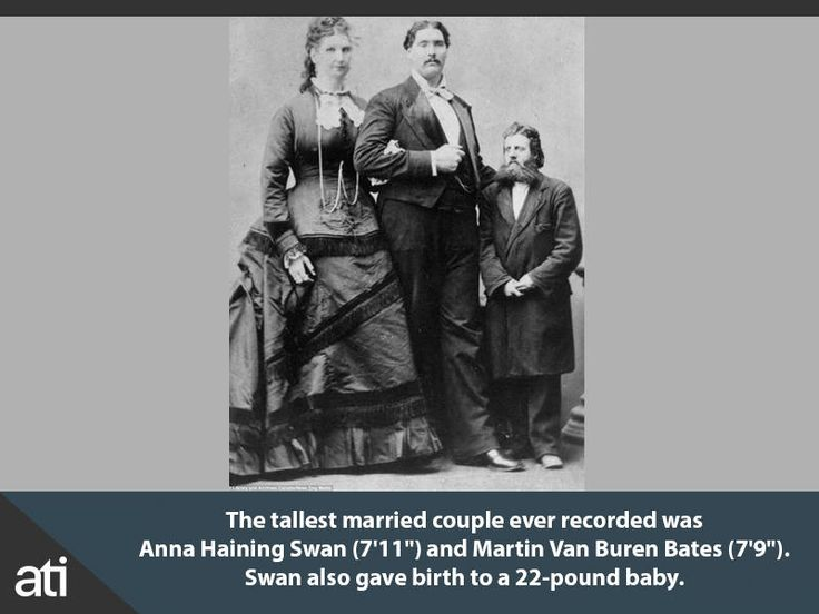 Worlds Tallest Couple Interesting History Facts