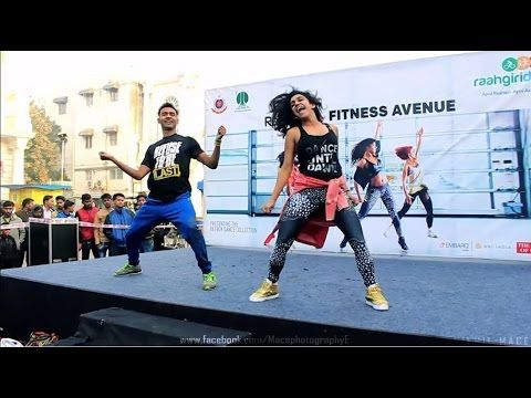 Dil Kare Chu Che | Zumba Fitness - Delhi Salsa Club