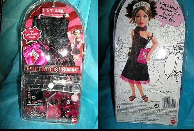 24 best Mattel Teen Trends Dolls images on Pinterest