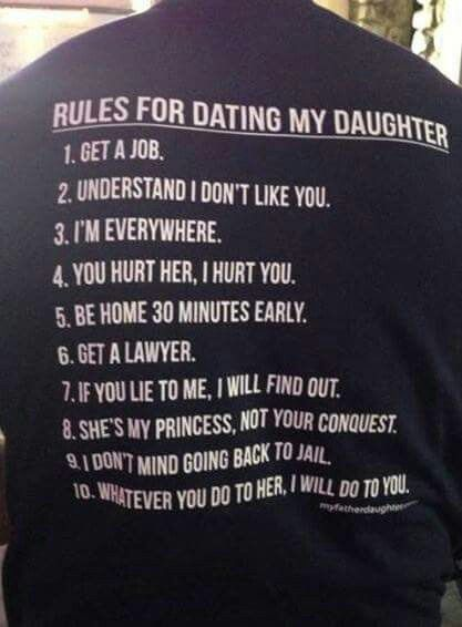 ten simple rules for dating my