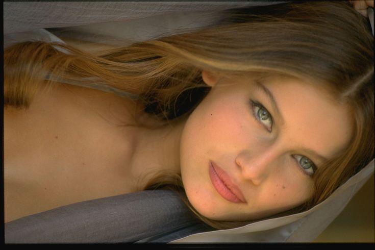 Laetitia Casta, Francia 1978, attrice e modella.