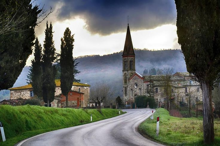 Italia. Toscana - (Capannole) Bucine -Firenze