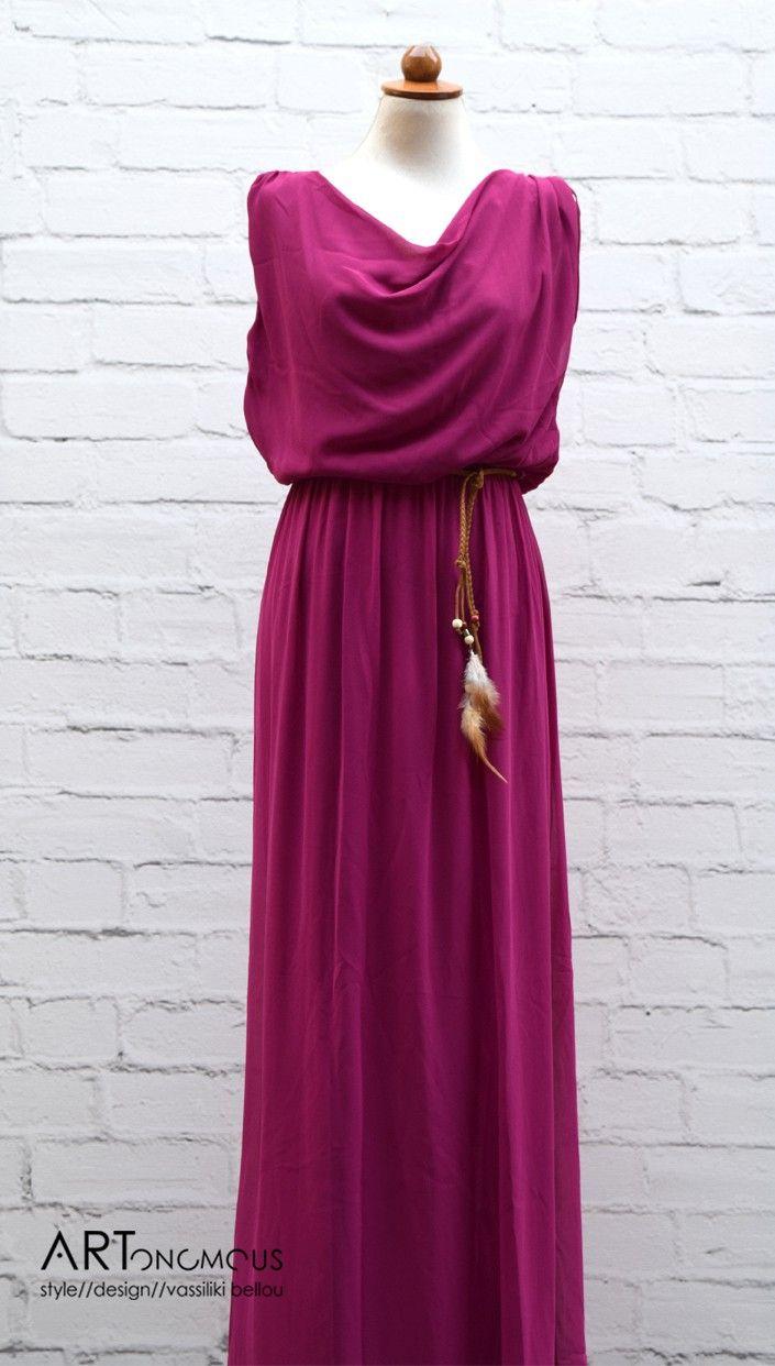 Grecian style dress - ARTonomous // Style // Design