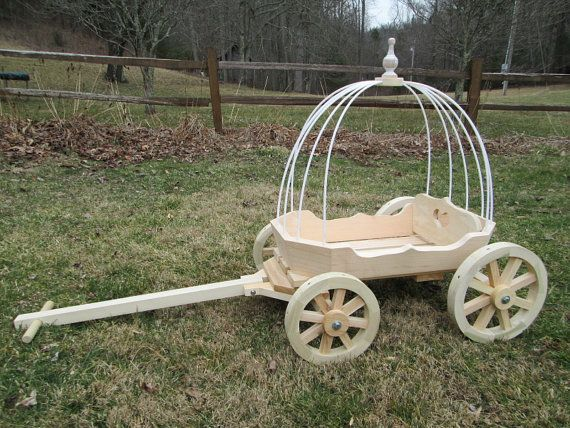 Hey, I found this really awesome Etsy listing at https://www.etsy.com/listing/124082879/angel-cinderella-carriage-unfinished-for