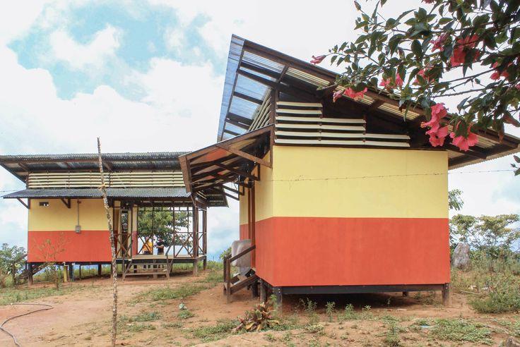 Galería de Sistema Arquitectónico para la Vivienda de Interés Social Rural / Ensamble de Arquitectura Integral - 14