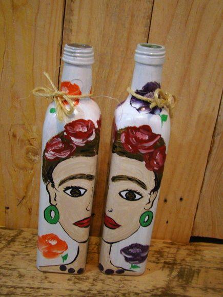 Garrafinhas Frida