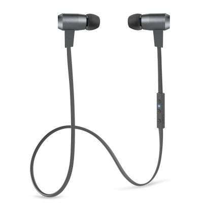 Nuforce BE6i (Bluetooth HiFi Wireless In Ear Headphones  GRAY Noise Isolation with Mic Hands-free Talking Support Apt-X AAC Tech) - $69.00 #Nuforce, #Bluetooth, #Headphones