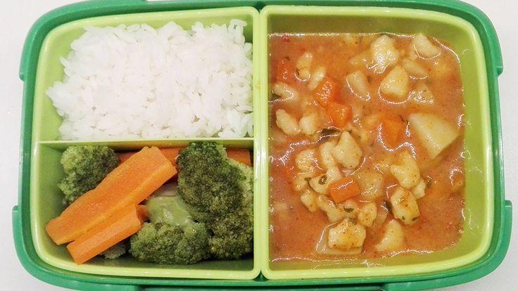 Jogunk van otthoni ebédet bevinni? (Vegetáriánus és vegán hozzátáplálás - 5. rész)