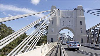 Inside the Walter Taylor Bridge - ABC Brisbane - Australian Broadcasting Corporation