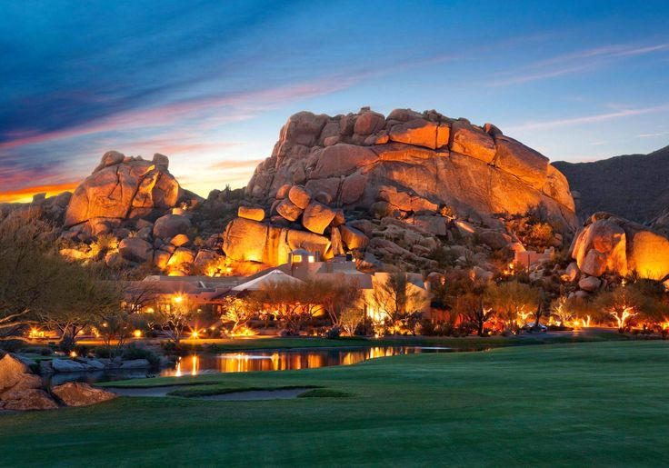 The Best Under-the-Radar Honeymoon Destinations in the US - Carefree, AZ