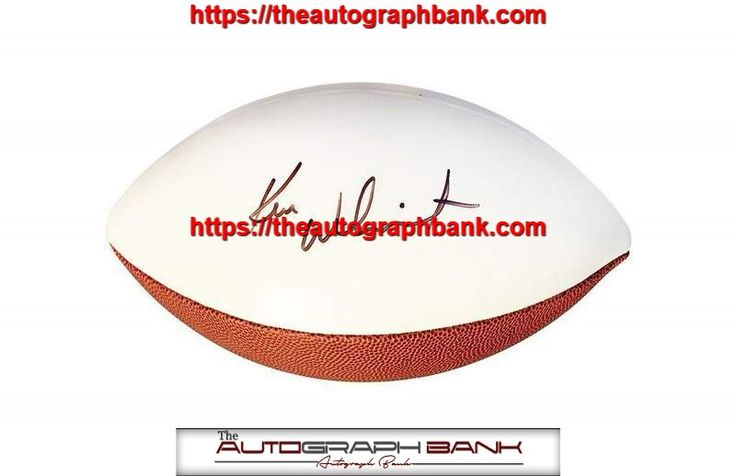 This is a beautiful autograph of Ken Whisenhunt. All of our autographs were obtained inperson and come with a Certificate of Authenticity. To see more check us out on theautographbank.com