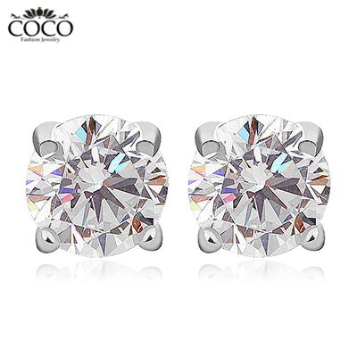 Cheap jewelry cnc, Buy Quality jewelry stand earrings directly from China earings wholesale Suppliers:                               Earringsweight: 1.2g         Earringssize: 5mm*5mm         Stone materia