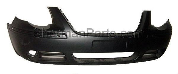 2005-2007 Chrysler Town & Country Front Bumper Cover W/ Fog Lamp W/ 119 Inches. Wheelbase Town&Country 05-07