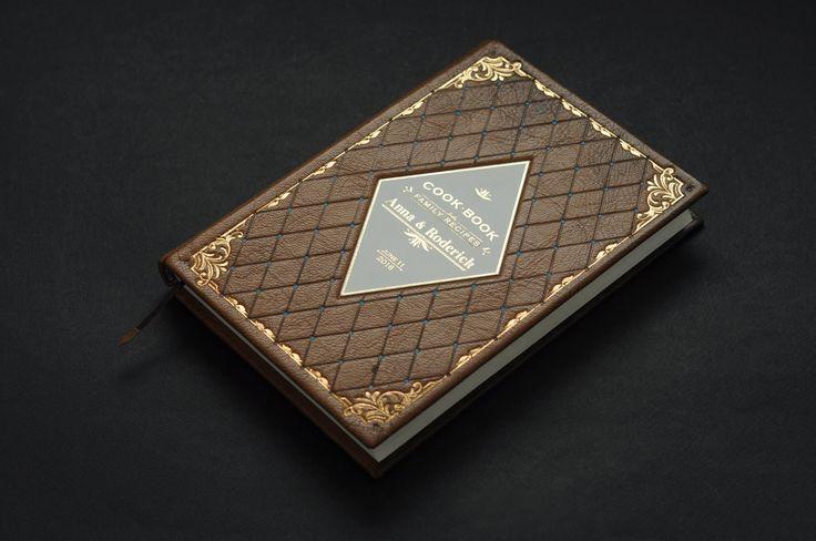 Cook Book, Family Recipes,  by Pracownia Leśna 6