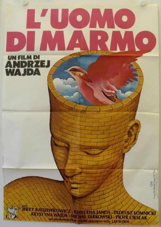 """Man of Marble"" (Andrzej Wajda, 1976 Full Movie)"