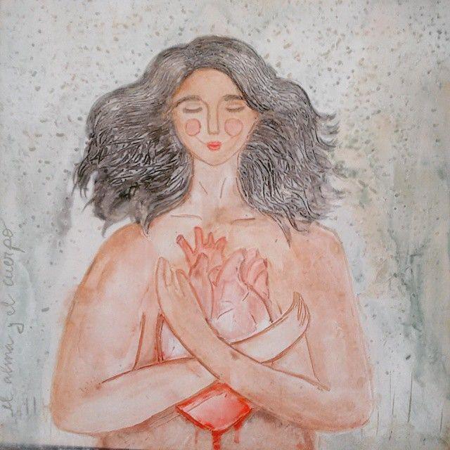 El alma y el cuerpo / Mara Parra