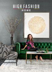 High Fashion Home - Catalog Summer 2015 - Contoured Framed