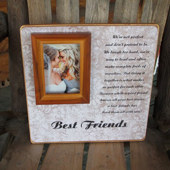 Friendship Picture Frames With Quotes: Best 25+ Friends Picture Frame Ideas On Pinterest