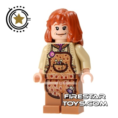LEGO Harry Potter Minifigure - Molly Weasley
