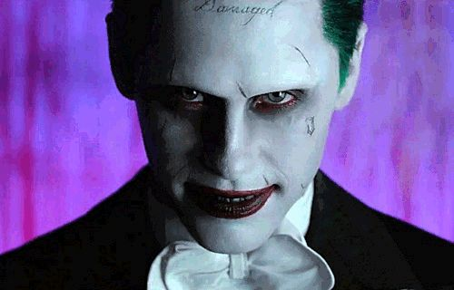 Joker. When Gwen agreed to go to his club with him for the first time.