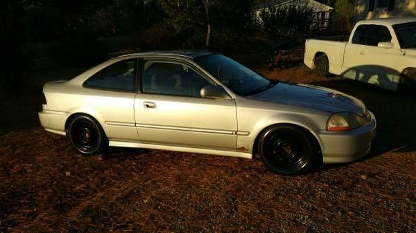 1998 Honda civic (Caroline county / beaverdam) $1400: QR Code Link to This Post 1998 honda civic ex. 165,000 miles, runs great. Full DC…