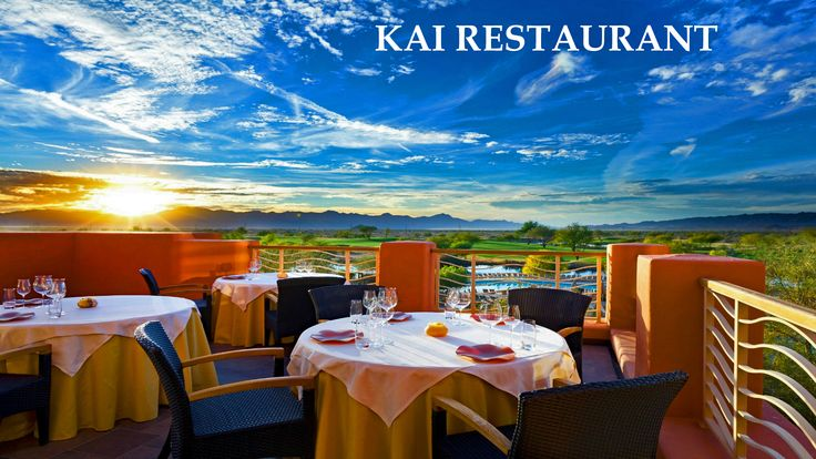 Kai Restaurant 5594 Wild Horse Pass Blvd., Chandler, AZ 85226 602-385-5726 Our Chandler restaurant features a menu rich in creativity, history and Native American culture. Chef de Cuisine, Ryan Swanson, incorporates the essence of the Pima and Maricopa tribes and locally farmed ingredients from the Gila River Indian Community to create unforgettable masterpieces.