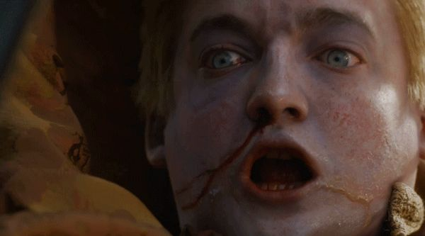 Game Of Thrones - Joffrey's Death I could watch this all day and enjoy every second of it...