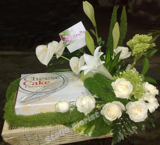Special cake for your special person #Flower