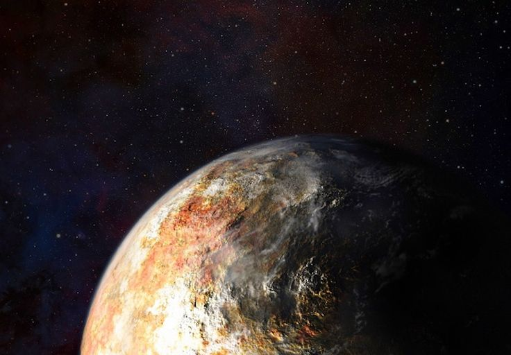 pluto lakes rivers   Frozen Lake On Pluto Suggests Ancient Rivers And Lakes Of Nitrogen ...