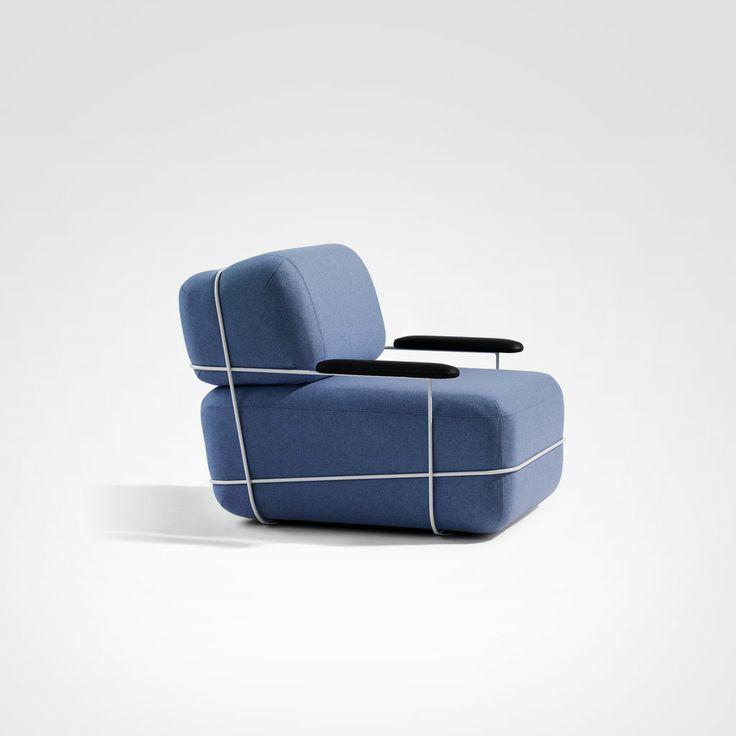 Poltrona Pebble   Scandinavia Designs | Arkpad