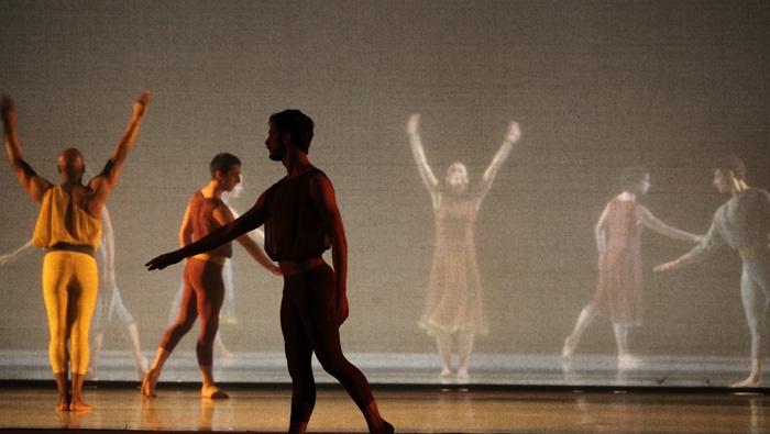 L'Allegro, il Penseroso ed il Moderato part of the Luminato 2013 Premiere Series!  Photo By Elaine Mayson.
