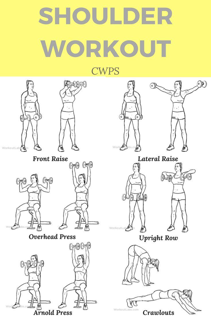 Best 25+ Deltoid workout ideas on Pinterest