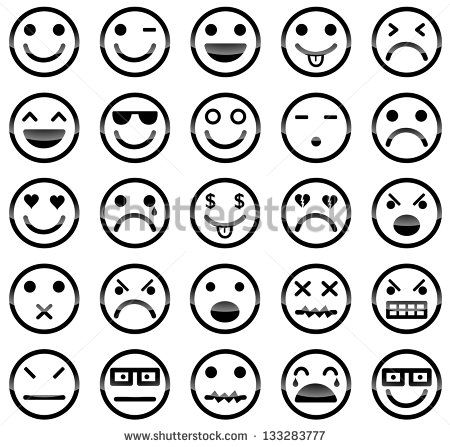 Smiley stock photos royalty free images amp vectors shutterstock - Emoji Coloring Pages Just For Fun Pinterest Smiley