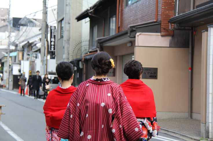 x I'm here in beautiful Kyoto preparing for my next tour which starts in just a couple of days and I'm also doing some research for the two new2016 Tours. The streets are peaceful (far less touris...