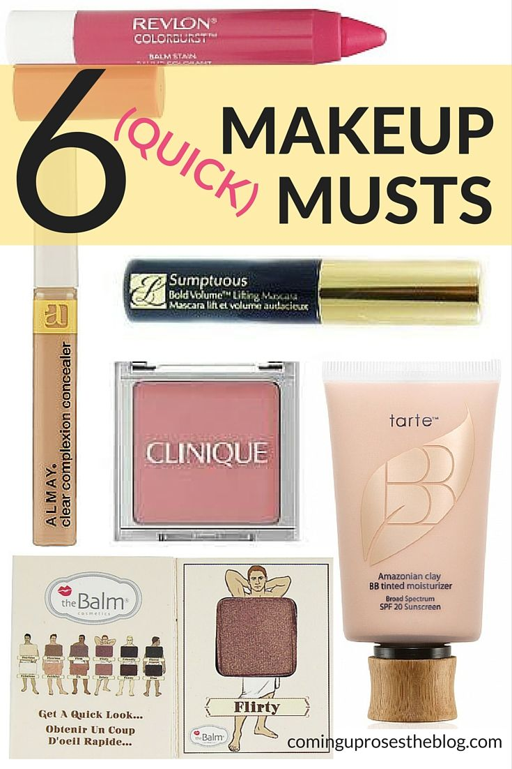 25+ Beautiful Quick Makeup Ideas On Pinterest
