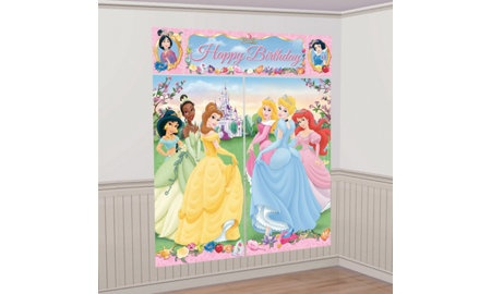 Disney Princess Party Supplies - Princess Birthday - Party City
