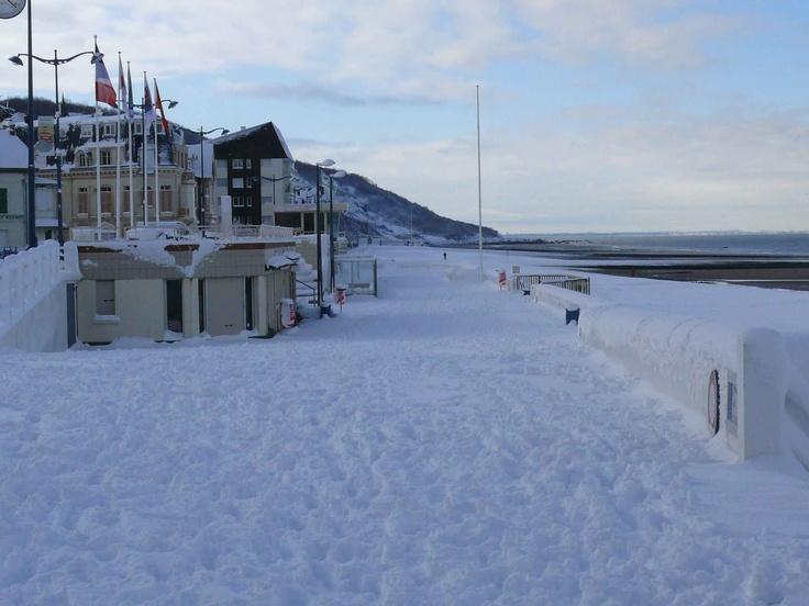 Villers sous la neige (2010) ww.villers-sur-mer.fr